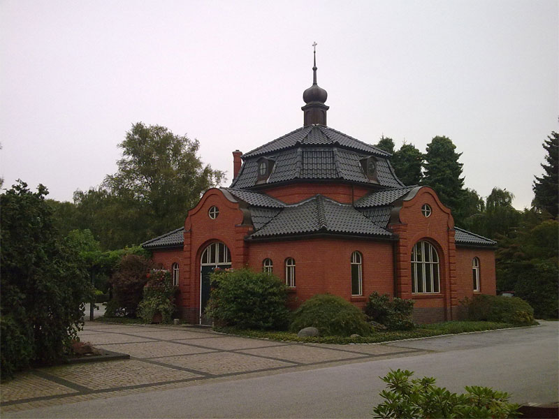 Friedhof Hamburg Niendorf